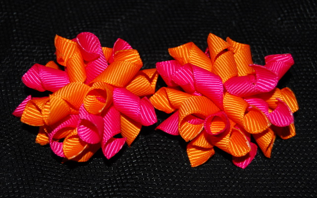 Dora Pink and Orange Teeny Tiny Korkers-