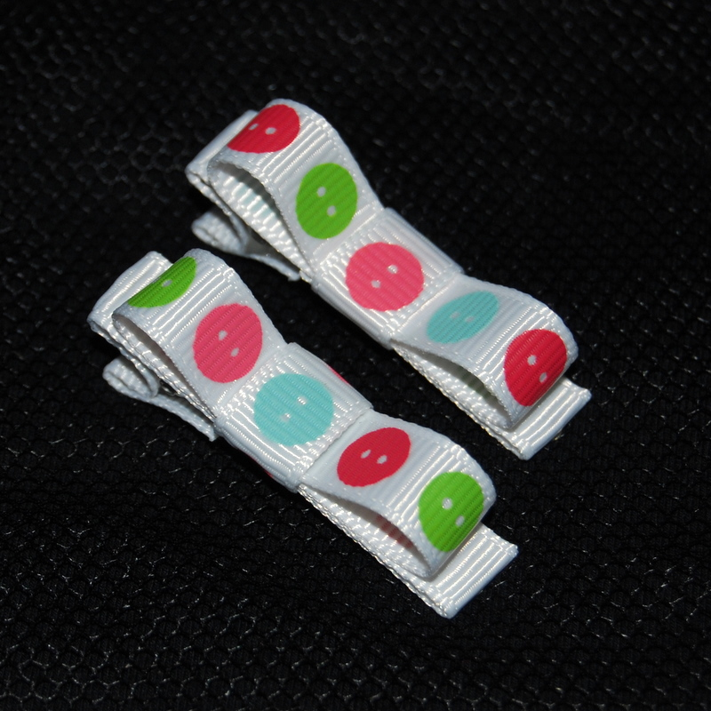 Lovely buttons Classic Bows-
